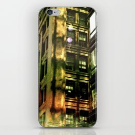 City Light iPhone Skin