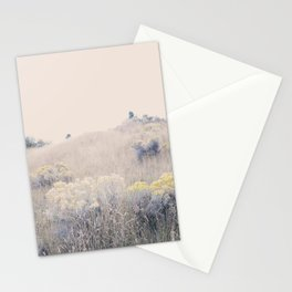 August Gold Stationery Cards