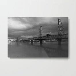 High Waters Metal Print