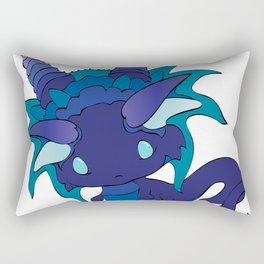 Nightshade Baby Dragon Rectangular Pillow