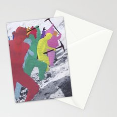 Chain Gang Stationery Cards
