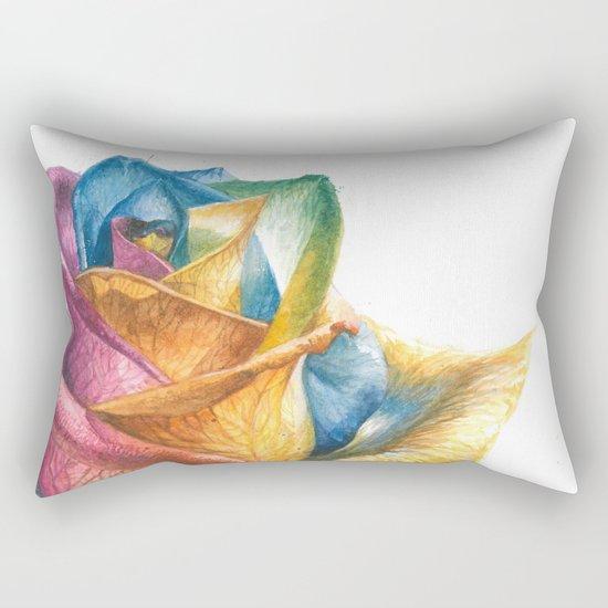 Fragile Beauty Rectangular Pillow