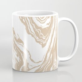 Masago - spilled ink abstract marble painting watercolor marbling cell phone case Coffee Mug