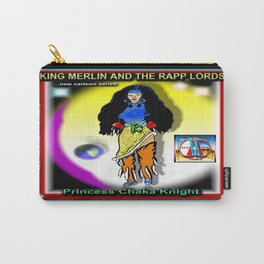 PRINCESS CHAKA KNIGHT Carry-All Pouch