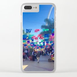 Tijuana Mexico adventure Clear iPhone Case