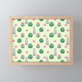 ARIZONA WEIMS Framed Mini Art Print