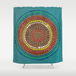 Dotto 12 Shower Curtain