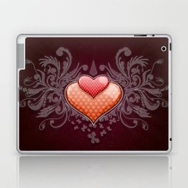 Heart2 Laptop & iPad Skin