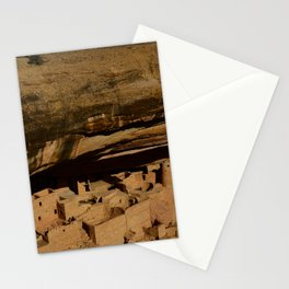Cliff House - Mesa Verde National Park, Colorado Stationery Cards
