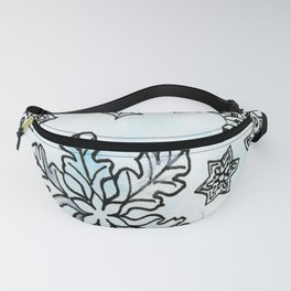 Crystal Structures Fanny Pack