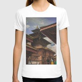 Architecture of Kathmandu City 002 T-shirt