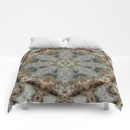 Rock Surface 3 Comforters