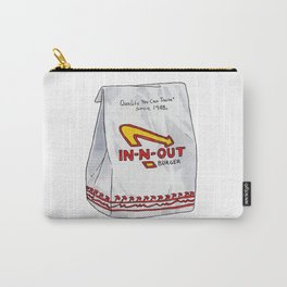 The holy grail of burgers Carry-All Pouch