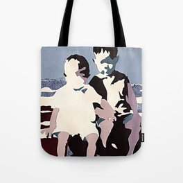 brothers Tote Bag