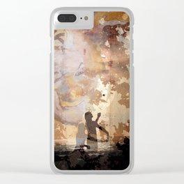 O.A.G. Clear iPhone Case