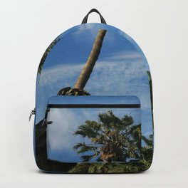 two palm trees Backpack