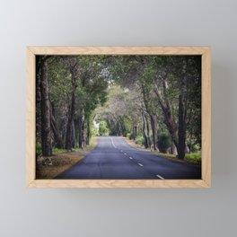 long road home Framed Mini Art Print