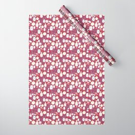 Alice in Wonderland - Purple Madness Wrapping Paper