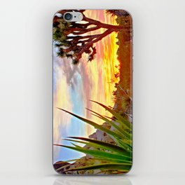 Vivid Daydream in Joshua Tree iPhone Skin