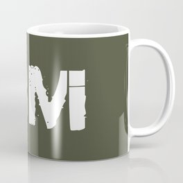 13M Multiple Launch Rocket System/High Mobility Ar Coffee Mug