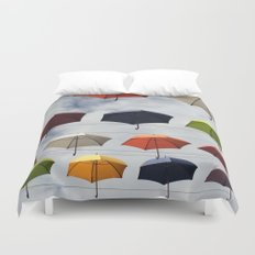 What color are you ? Duvet Cover