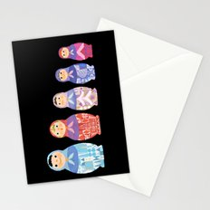 Small, Smaller, Smallest Stationery Cards