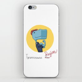 Regina the Riveter iPhone Skin