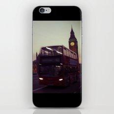 Big Ben at dusk, London | cinematic iPhone & iPod Skin
