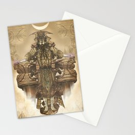 chieftain Stationery Cards