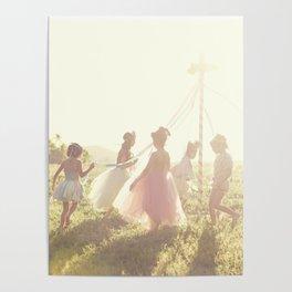 Around The Maypole Poster