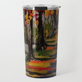 Autumn Tranquility Travel Mug