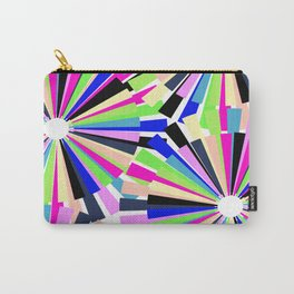 MULTI COLOURED WHEELS Carry-All Pouch