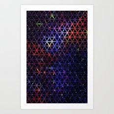 TriStar Art Print
