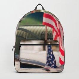 Classic American Backpack