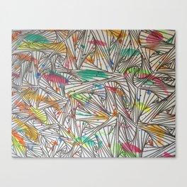 Impromptu Canvas Print