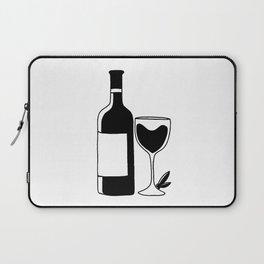 Wine Lovers Laptop Sleeve
