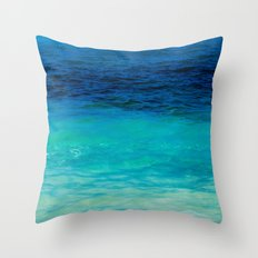 SEA BEAUTY Throw Pillow