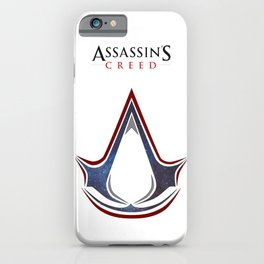 Assassins Creed - Space iPhone Case