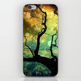 Drifting in the Evernight iPhone Skin