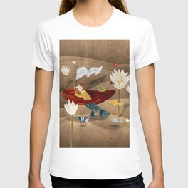 When I was 7 too T-shirt