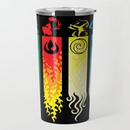 Avatar Element Travel Mug