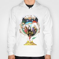 spirited away Hoodies featuring Spirited away by Willow