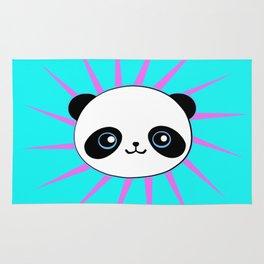 Wild Rockstar Panda Rug