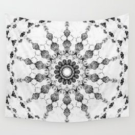 Damask design Wall Tapestry