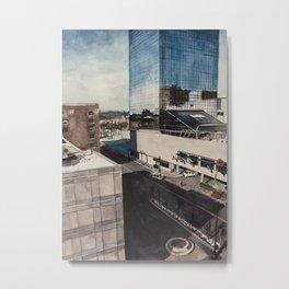 Downtown Grand Rapids, MI Metal Print