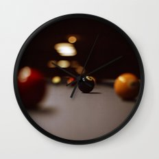 Billard Wall Clock