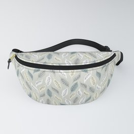 Winter Leaves 11 Fanny Pack