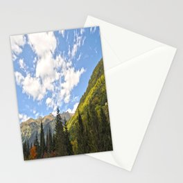 Landscape  Montain  Stationery Cards