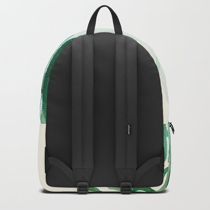 cactus world Backpack