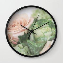 Day Dreams Wall Clock